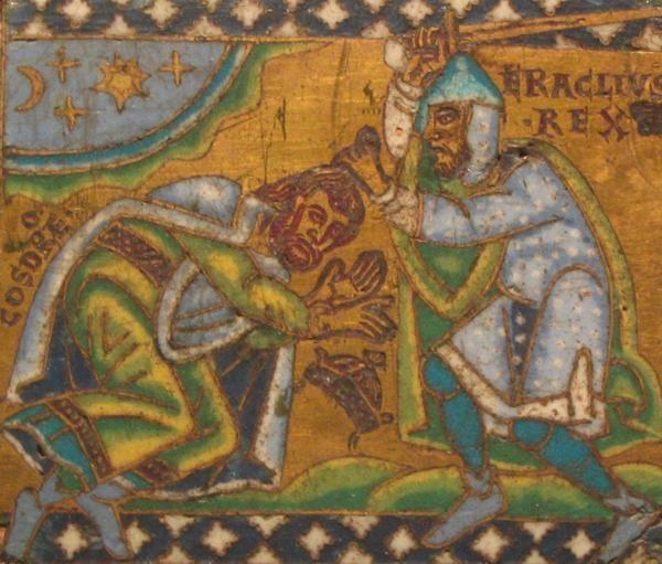 Heraclius Finding History Heraclius