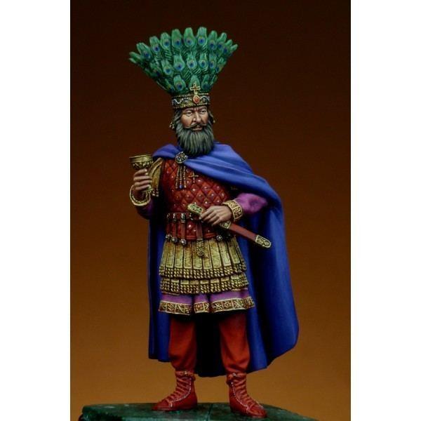 Heraclius Flavius Heraclius Augustus Byzantine Emperor 610641aC Art