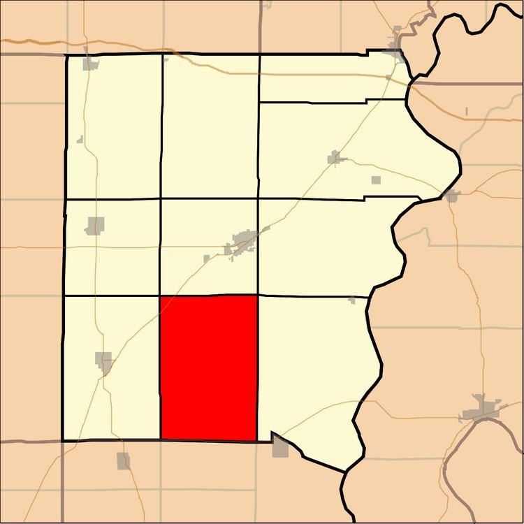 Heralds Prairie Township, White County, Illinois