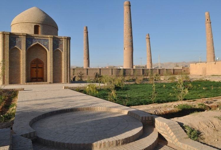 Herat in the past, History of Herat