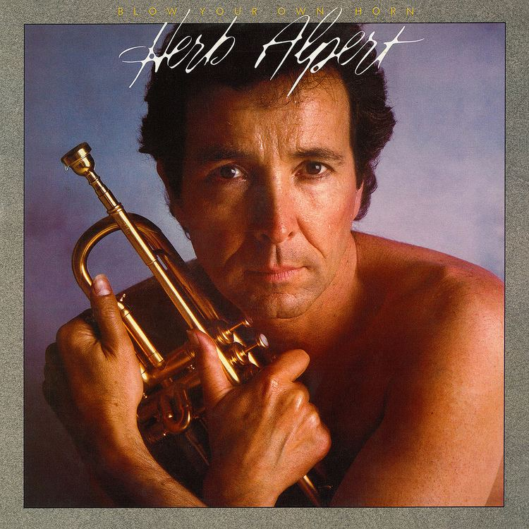 Herb Alpert Herb Alpert LP Cover Art
