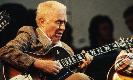 Herb Ellis Herb Ellis obituary Music The Guardian