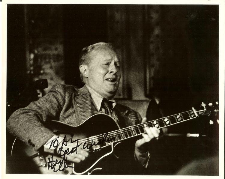 Herb Ellis Herb Ellis Al White39s Jazz Party