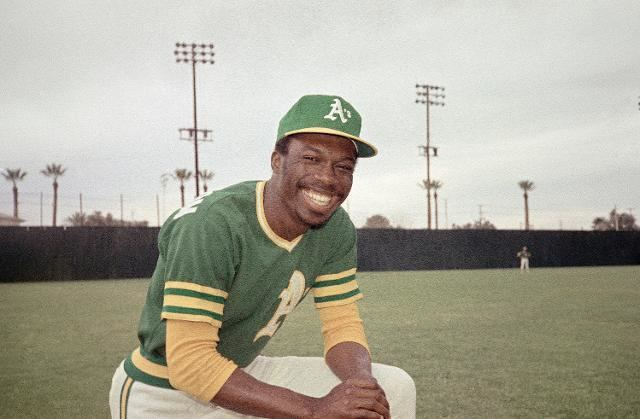 Herb Washington Remembering the career of Herb Washington the As designated