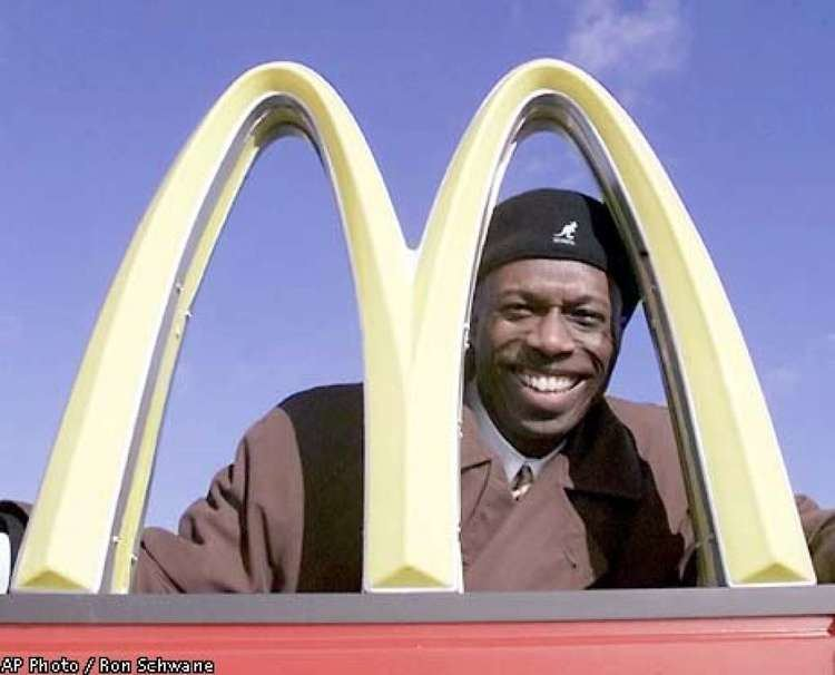 Herb Washington WHERE ARE THEY NOW Herb Washington From fast to fast food As
