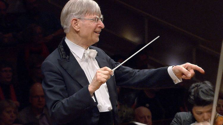 Herbert Blomstedt Herbert Blomstedt conducts the Symphonie fantastique