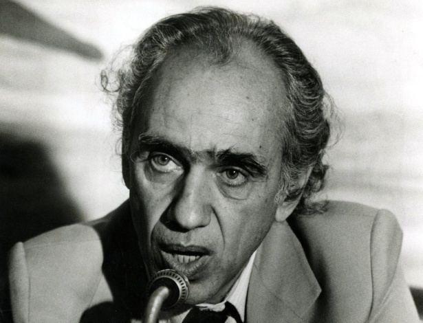 Herbert de Souza Herbert Jos de Sousa Betinho Biografias UOL Educao