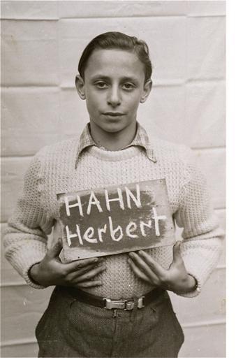 Herbert Hahn Herbert Hahn Identified Remember Me Displaced Children of the