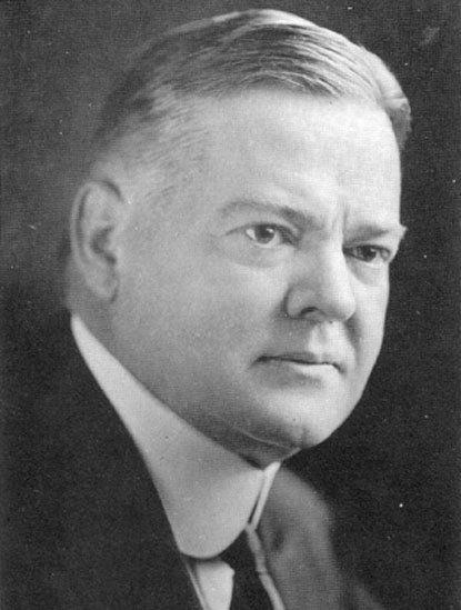 Herbert Hoover On engineering Herbert Hoover The Helpful Engineer