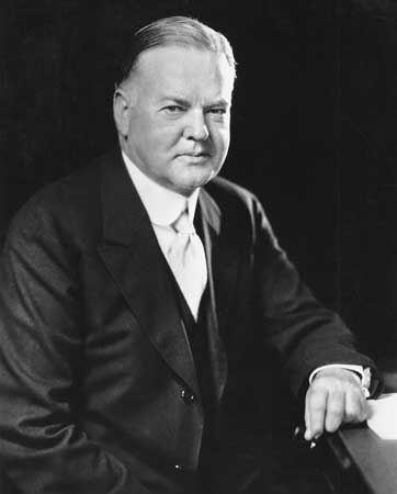 Herbert Hoover Herbert Hoover president of United States Britannicacom