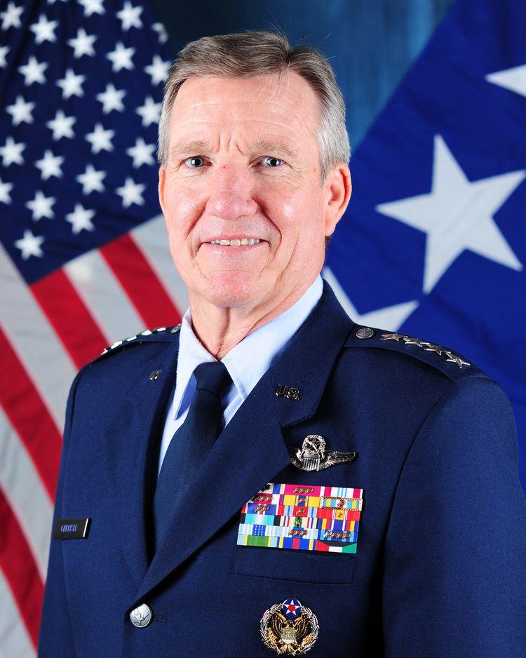 Herbert J. Carlisle Air Combat Command Biographies