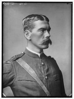 Herbert Kitchener, 1st Earl Kitchener NPG x96286 Herbert Kitchener 1st Earl Kitchener Portrait