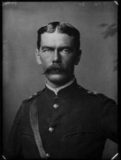 Herbert Kitchener, 1st Earl Kitchener NPG x96292 Herbert Kitchener 1st Earl Kitchener Portrait
