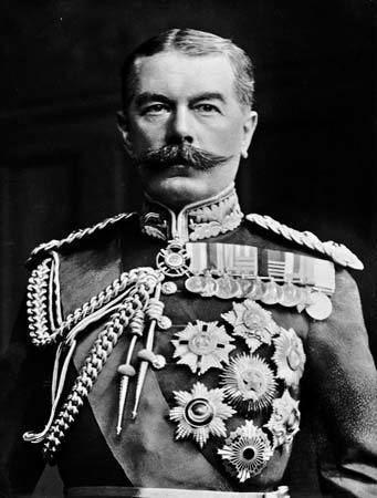 Herbert Kitchener, 1st Earl Kitchener Horatio Herbert Kitchener 1st Earl Kitchener British field