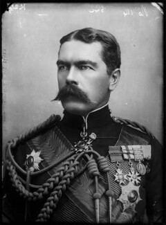 Herbert Kitchener, 1st Earl Kitchener NPG x96347 Herbert Kitchener 1st Earl Kitchener Portrait