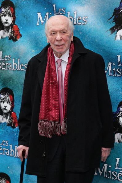 Herbert Kretzmer Herbert Kretzmer Pictures 39Les Miserables39 On Broadway