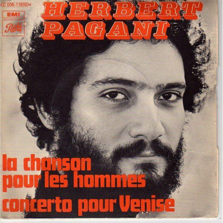 Herbert Pagani La chanson pour les hommes concerto pour venise by Herbert Pagani
