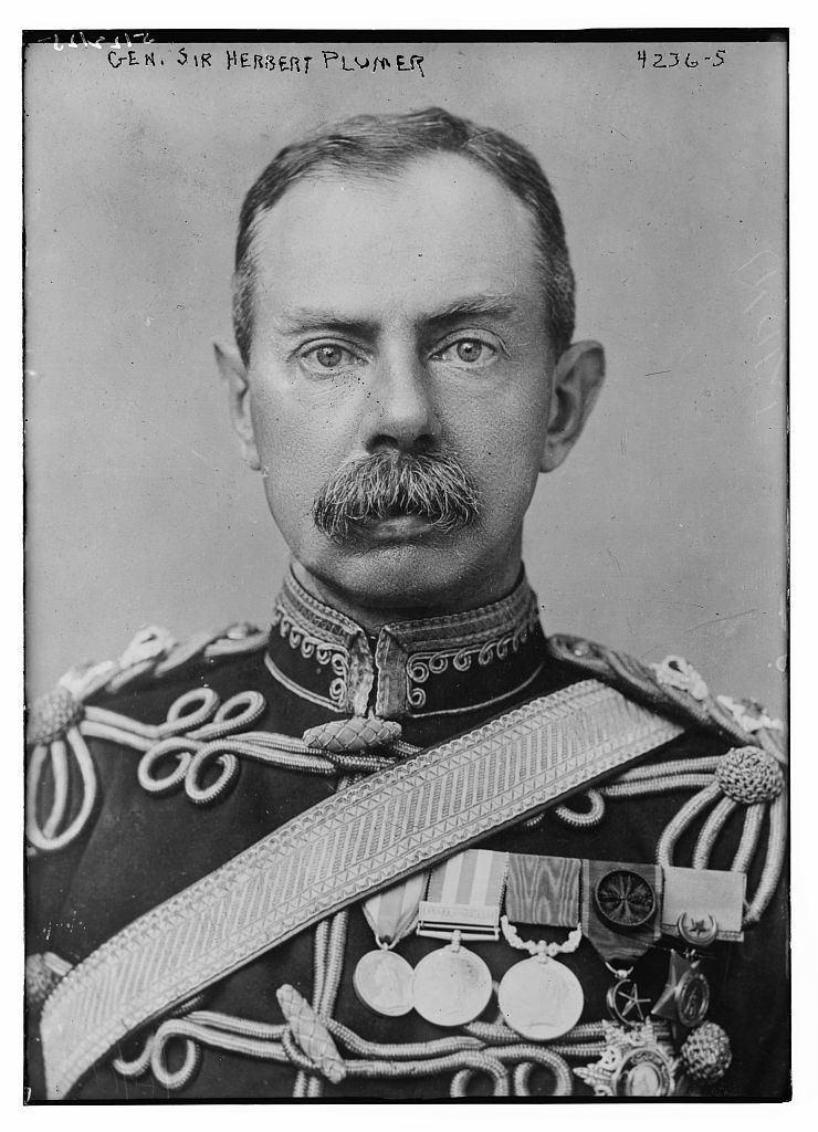 Herbert Plumer, 1st Viscount Plumer Herbert Plumer 1st Viscount Plumer Wikiwand