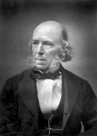 Herbert Spencer Herbert Spencer British philosopher Britannicacom