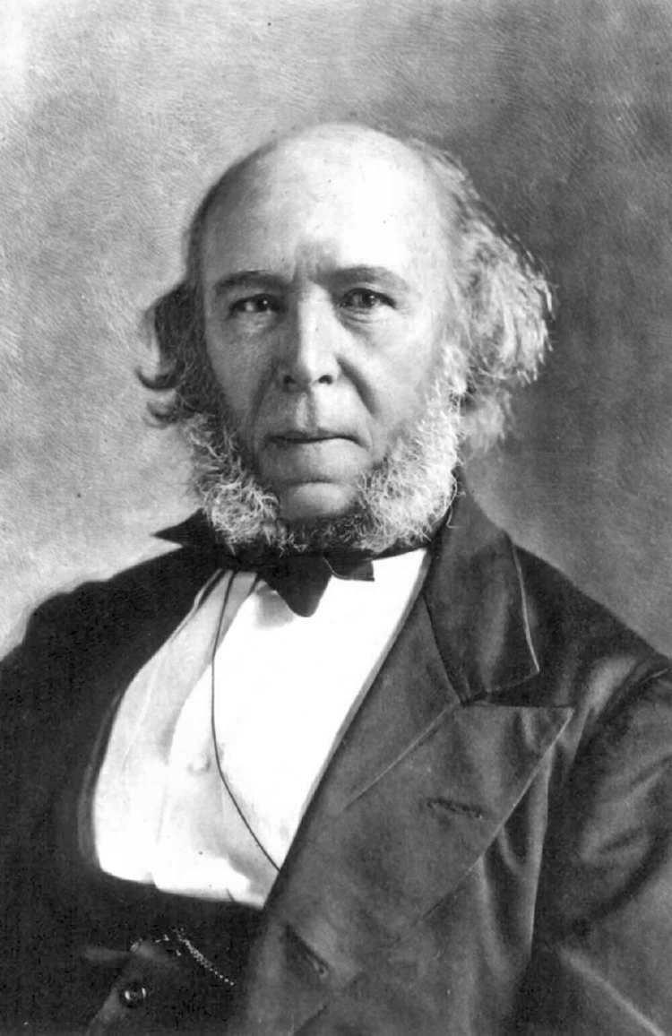 Herbert Spencer Herbert Spencer Wikipedia the free encyclopedia