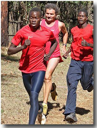 Herbert Steffny Kenias Wunderlufer Multimediavortrag vom Laufexperten Herbert