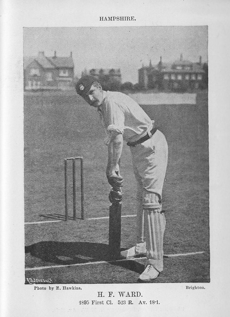 Herbert Ward (footballer)