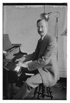 Herbert Witherspoon Buy Photo Herbert Witherspoon18731935playing pianoAmerican bass