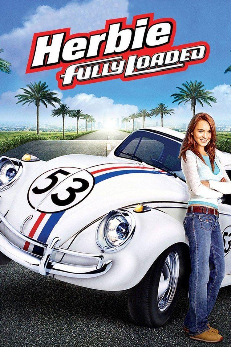 Herbie: Fully Loaded wwwgstaticcomtvthumbmovieposters36055p36055