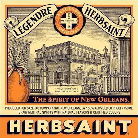 Herbsaint Sazerac Releases Vintage Replica of the Original Herbsaint Recipe