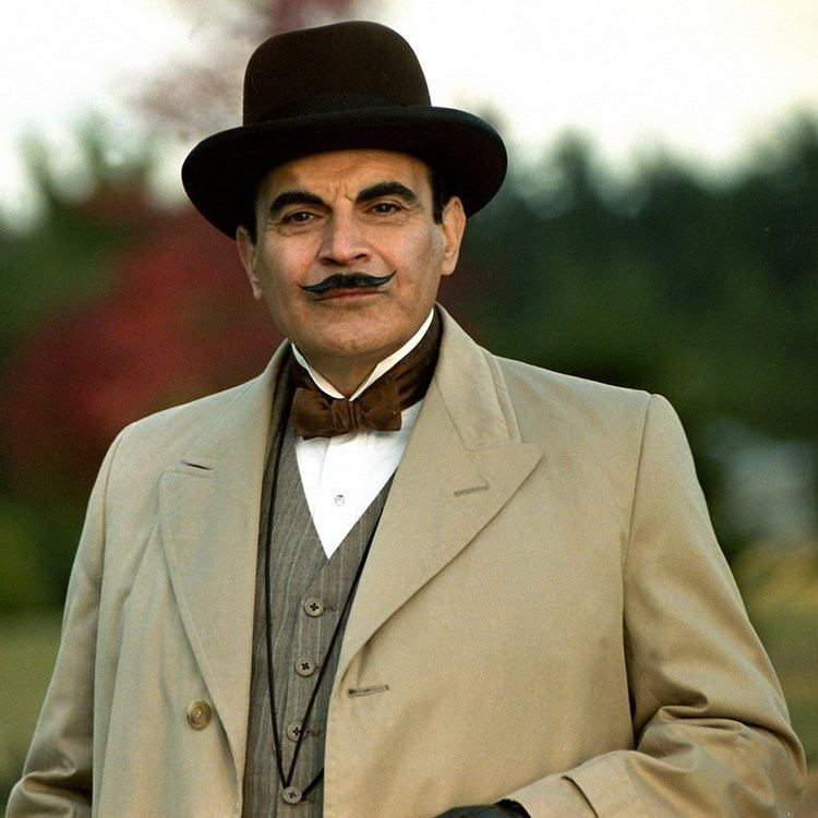 Hercule Poirot Hercule Poirot and His Suits Overcoats And Dressing Gowns