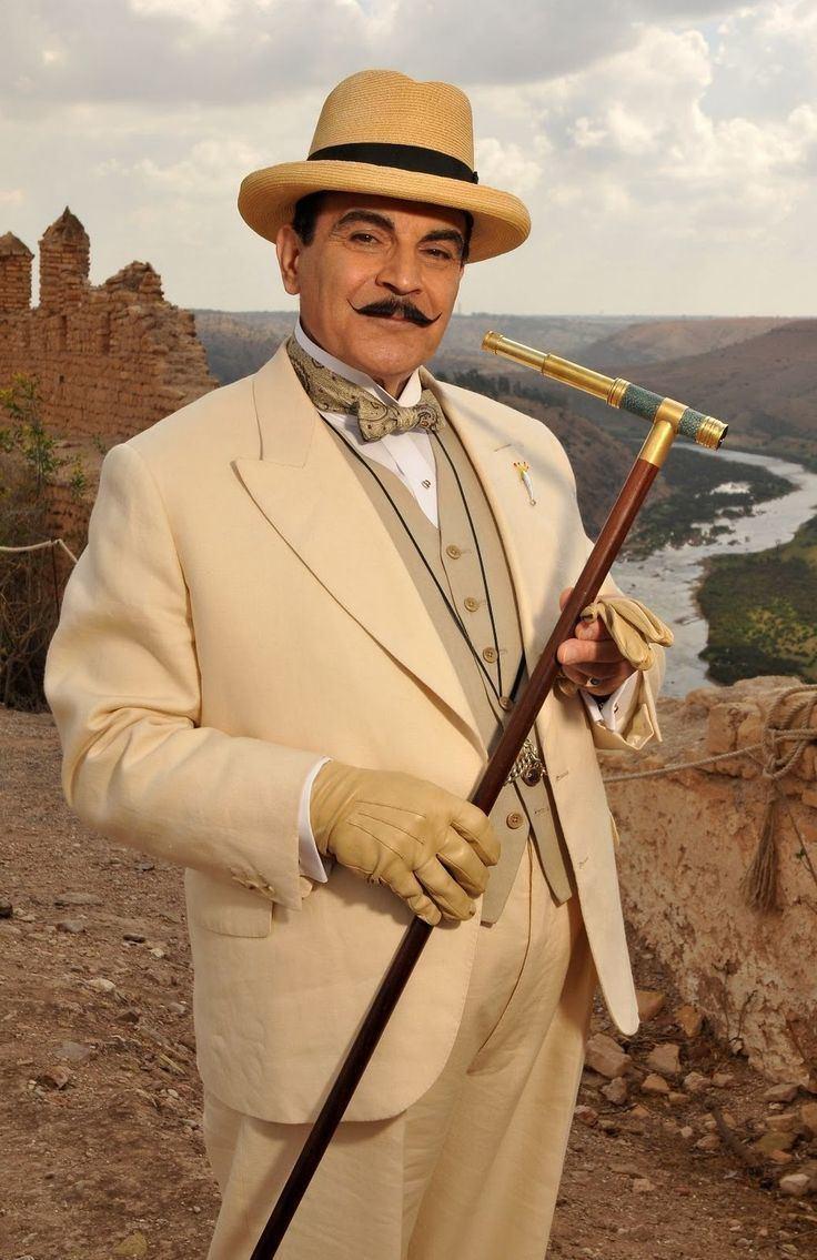Hercule Poirot Sarja