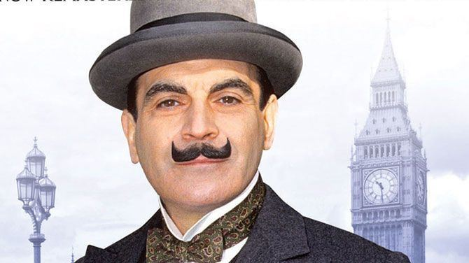 Hercule Poirot Belgian refugee identified as inspiration for Agatha Christie39s