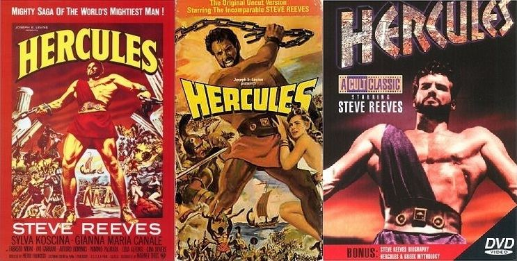 Hercules (1958 film) Hercules Makes a Movie Hercules 1958 P1
