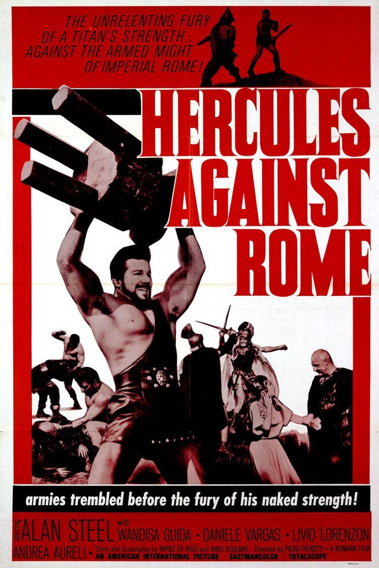 Hercules Against Rome wwwgstaticcomtvthumbmovieposters38895p38895