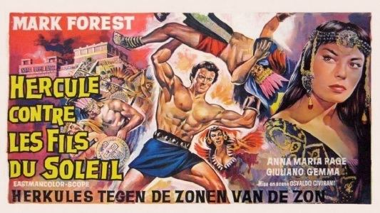 Hercules Against the Sons of the Sun Hercules Against the Sons of the Sun 1964 The Movie Database TMDb