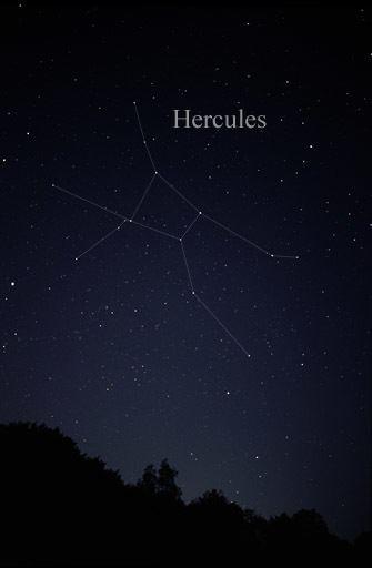Hercules (constellation) Hercules Constellation Facts Myth Stars Map Location Deep Sky