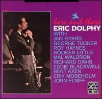 Here and There (Eric Dolphy album) httpsuploadwikimediaorgwikipediaen880Her