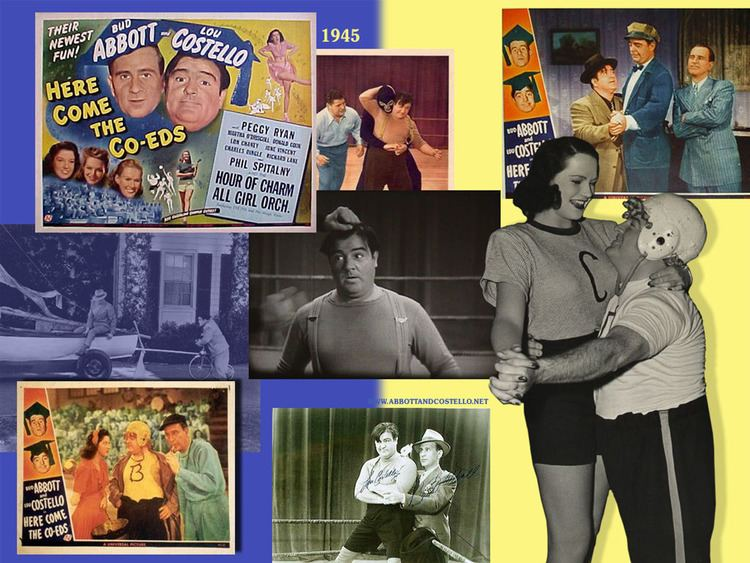 Here Come the Co-Eds Abbott Costello images Here Come the CoEds HD wallpaper and