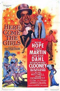 Here Come the Girls (1953 film) Here Come the Girls 1953 film Wikipedia