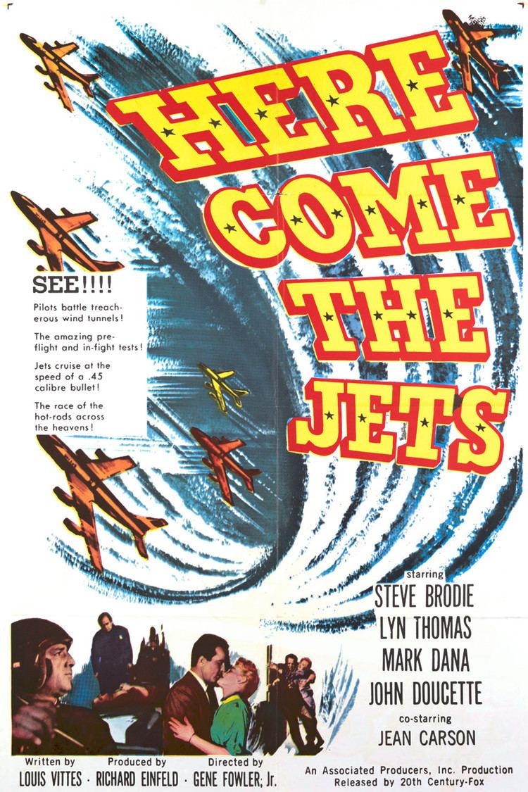 Here Come the Jets wwwgstaticcomtvthumbmovieposters91570p91570