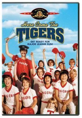 Here Come the Tigers movie poster