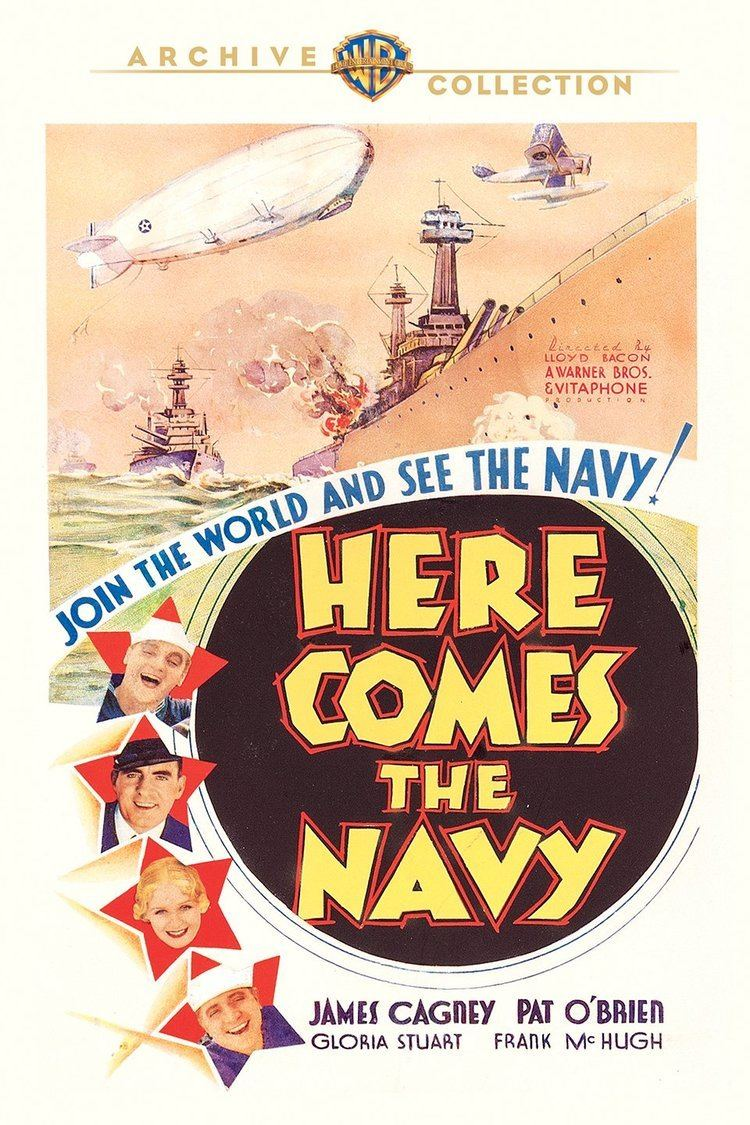 Here Comes the Navy wwwgstaticcomtvthumbmovieposters6003p6003p