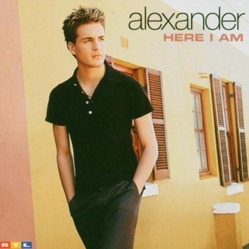 Here I Am (Alexander Klaws album) alexanderklawsdewpcontentuploads201411cover