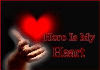Here is My Heart Here Is My Heart eCard