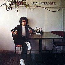 Here (Leo Sayer album) httpsuploadwikimediaorgwikipediaenthumb3