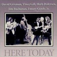 Here Today (David Grisman album) httpsuploadwikimediaorgwikipediaen339Her