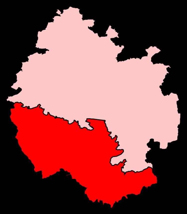 Hereford and South Herefordshire (UK Parliament constituency)