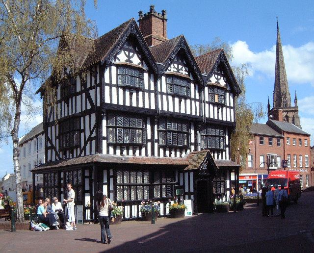 Herefordshire in the past, History of Herefordshire