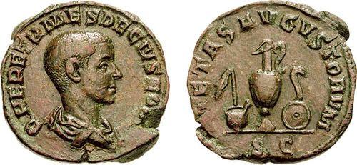 Herennius Etruscus Herennius Etruscus Wikipedia