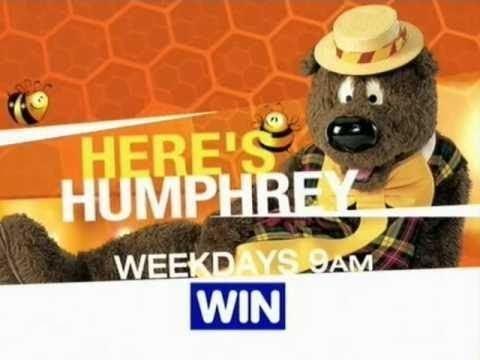 Here's Humphrey WIN Promo Here39s Humphrey Summer 200708 YouTube